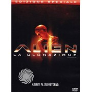 Video Delta Alien - La clonazione - DVD