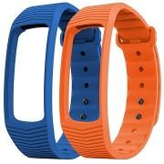 EVOLVEO FitBand B3 pánt kék + narancsszínű