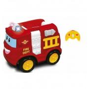 Camión Bomberos Radio Control - jugueterias