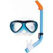 Waimea Cyklop med snorkel blå - Barn
