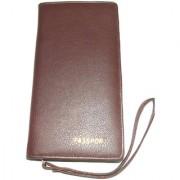 PE Designer PU Leather Passport Holder new Passport Holder Men Travel Wallet PH603BR