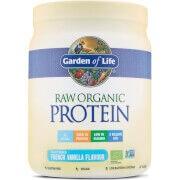 Garden of Life Raw Organic Protein - Vanilla - 468g