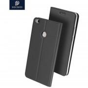 Para Xiaomi Mi MAX2 Flip Cuero PU Teléfono Funda-Gris