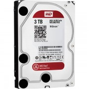 "Disco Duro WD 3TB SATA 3.5"" WD30EFRX Red Intellipower 24X7"