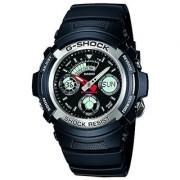 G-Shock Analog-Digital Black Dial Mens Watch - Aw-590-1Adr (G219)