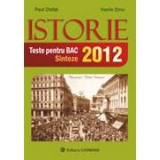 Istorie. Teste pentru noul BAC 2011.