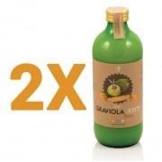 Promo 2 x Graviola Suc/piuree 100%