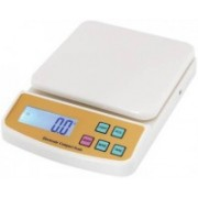 Zeom New Features SF 400A (Off-White)For Weighing Household Things (SF400 A) Weighing Scale (White) Weighing Scale(White)