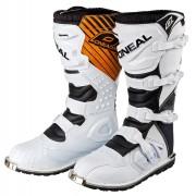 Oneal O´Neal Rider Botas de Motocross Blanco 45