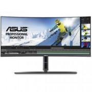 Asus LED monitor Asus PA34VC, 86.6 cm (34.1 palec),3440 x 1440 px 5 ms, IPS LED HDMI™, DisplayPort, USB 3.0, Thunderbolt 3