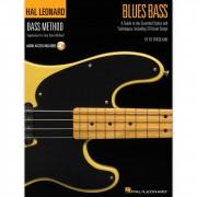 Hal Leonard - Blues Bass Method Ed Friedland