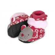 Baby Schuh Tiermotiv Maus Mabel STERNTALER WINTER 5101483
