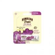Hawaiian Tropic Tropical Lip Balm SPF 45+ Sunscreen Part No. 8777 Qty 1