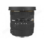 SIGMA Objectif 10-20 mm f/3,5 DC EX HSM Canon