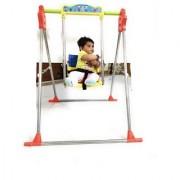 Bharat Shopping Hub baby heavy Steel plastic swing Machin(jhula) for your kids