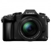 Panasonic Lumix DMC-G80M Aparat Foto Mirrorless 4K 16MP Wi-Fi Kit cu Obiectiv G Vario 12-60mm f/3.5-5.6 ASPH. Power O.I.S