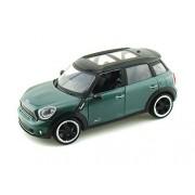 2011 Mini Cooper Countryman S All 4 1/24 Green