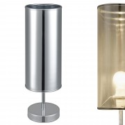 [lux.pro]® Elegantná stolová lampa – nočná lampa - Gloss / 1 x E14