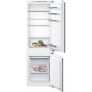 Siemens iQ300 KI86VVF30G Frost Free Integrated Fridge Freezer - White