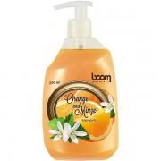 Boom folyékony szappan naranccsal és mentával (500 ml.)