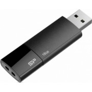 USB Flash Drive Silicon Power Ultima U05 16GB USB 2.0 Black