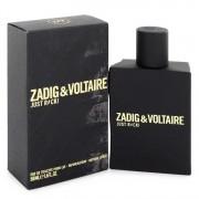 Zadig & Voltaire Just Rock Eau De Toilette Spray 1.6 oz / 47.32 mL Men's Fragrances 546194