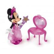 Papusa Minnie cu accesorii ca o printesa