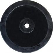 Диск за щанга 15 кг. (гумиран) Ø28 мм.
