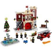LEGO Creator Expert 10263 Téli tűzoltóállomás
