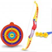 Juguete De Disparo De Arco Y Flecha 360DSC 985C - Multicolor