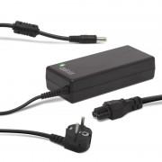 Univerzális laptop/notebook töltő adapter tápkábellel (Delight 55366)