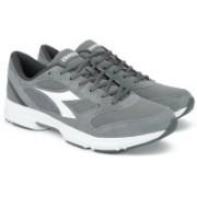 Diadora SHAPE 7 S Running Shoes For Men(Grey)