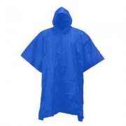 Child Blue Re-Usable PVC Ponchos