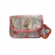 PiP Studio Cosmeticbag +flap S Chinese Rose - Khaki