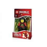 LEGO Ninjago, Breloc cu lanterna - Nya