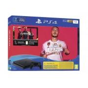 Consola Sony PlayStation 4 1TB + joc FIFA20 + Voucher FUTpoints + Voucher PlayStation Plus 14 zile