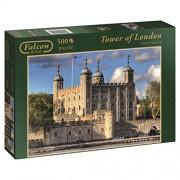 Jumbo Tower of London 500 Piece Jigsaw Puzzle