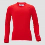 CRAFT Prog baselayer thermoshirt rood kinderen Kinderen - rood - Size: 164