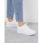 Reebok Court Double Mix trainers in white - female - White - Size: 3.5