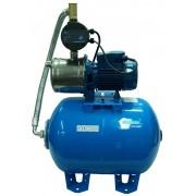 Pentax házi vízmû MPX 120/5+50L hidrofor tartály+Grundfos PM2 nyomásvezérlõ 230V