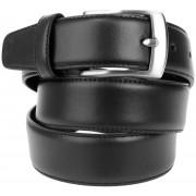 Suitable Ledergürtel Schwarz 304 - Schwarz Größe 95