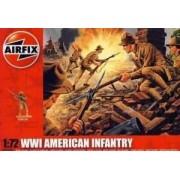 Airfix American Infantry WWI - figurki w skali 1:72 - Airfix A01729
