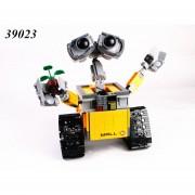 2017 HOT 687 Unids Compatible Lepin 39023 Idea Robot Wall-e Juego De Construcción Kit De Juguete Para Niños WALL-E 21303 Ladrillos Educativos Regalo