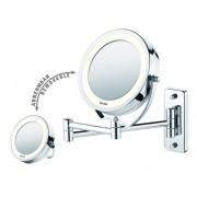 Beurer BS 59 fali kozmetikai tükör világítással 3 év garanciával
