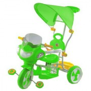 OH BABY Cycle Baby Tricycle WITH CYCLE COLOR Green SE-TC-138