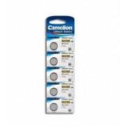 Baterii Camelion CR1632 3V litiu set 5 baterii