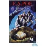 Carabusul de aur. Masca mortii rosii - E.A. Poe