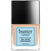 Butter london sheer wisdom nail tinted moisturizer 11 ml light