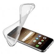 Protectie Spate Cellularline SOFTP10LITET pentru Huawei P10 Lite (Transparent)