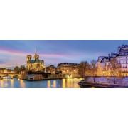 Puzzle panoramic Nathan - Paris, France, 1.000 piese (62544)